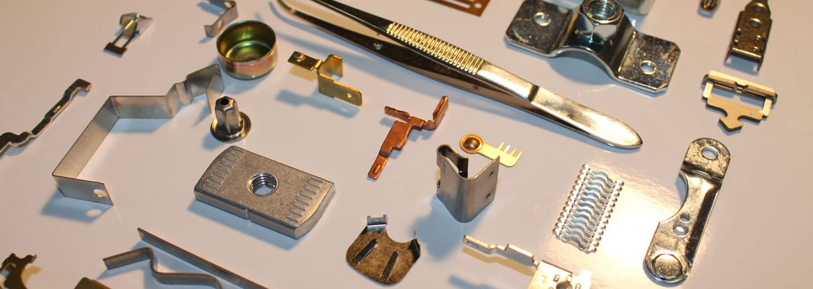 Small components manufactured